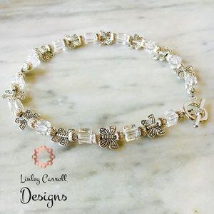 Jewelry - Butterfly Choker Necklace